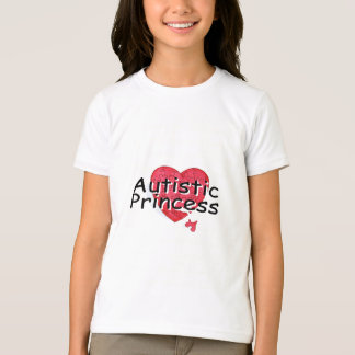 Princesa autística playera