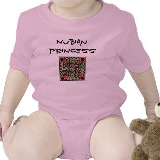 Princesa Baby de Nubian Trajes De Bebé