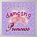 Princesa Ballet Design del baile Impresiones