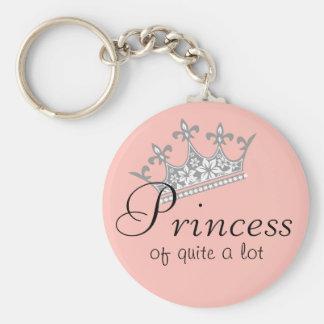 Princesa bastante del llavero