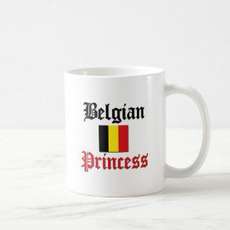Princesa belga taza clásica