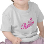 Princesa beliceña camiseta