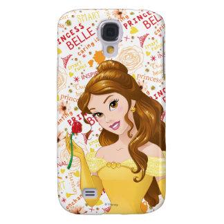 Princesa Belle Carcasa Para Galaxy S4