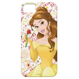 Princesa Belle Funda Para iPhone SE/5/5s