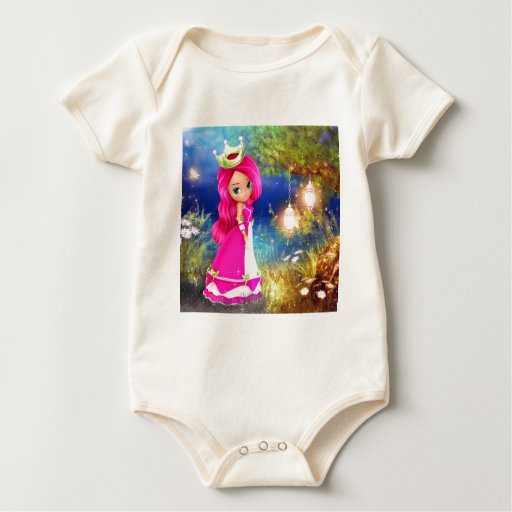 Princesa Berry Body Para Bebé