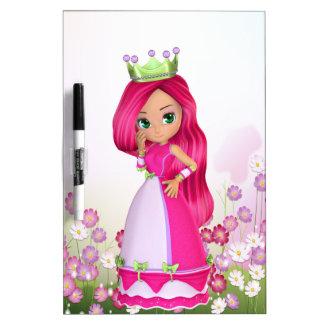 Princesa Berry Pizarras Blancas De Calidad