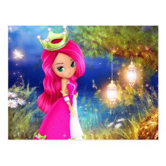 Princesa Berry Postal