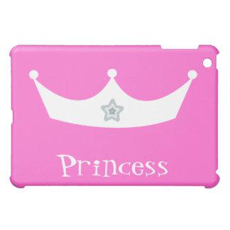 Princesa blanca bonita Crown Customizable Pink