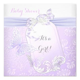 Princesa blanca Butterfly 2 de la lila del chica
