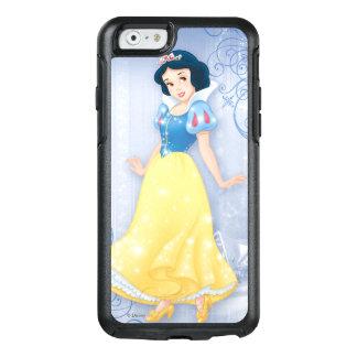 Princesa blanca como la nieve 2 funda otterbox para iPhone 6/6s