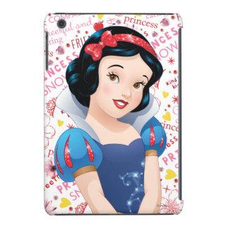 Princesa blanca como la nieve fundas de iPad mini retina