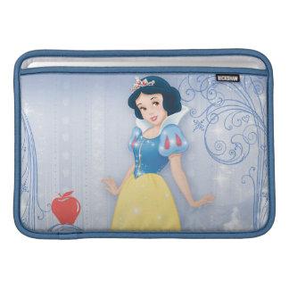 Princesa blanca como la nieve funda  MacBook