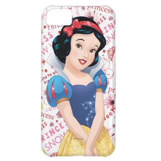 Princesa blanca como la nieve funda para iPhone 5C