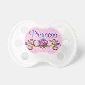Princesa Boggin-Cabeza Pacifier Chupetes De Bebe