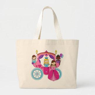 Princesa bonita Carriage Bolsas De Mano