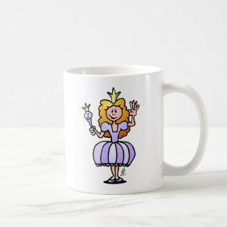 Princesa bonita tazas