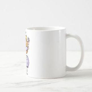 Princesa bonita taza de café