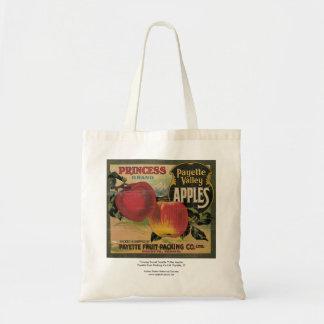 Princesa Brand Payette Valley Apples Bolsa