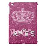 Princesa brillante Glitter de las rosas fuertes y