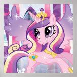 Princesa Cadence Impresiones