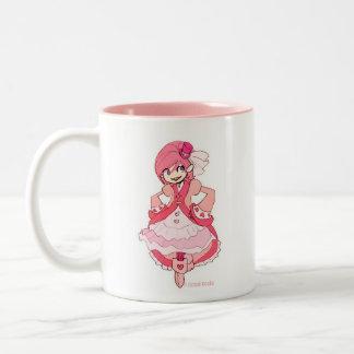 Princesa Calista Mug Taza De Café De Dos Colores