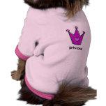 Princesa Camisetas De Mascota