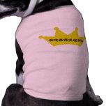 Princesa Camisetas De Perrito