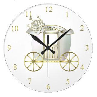 Princesa Carriage Clock Relojes