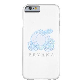 Princesa Carriage Phone Case Cover de Cenicienta Funda Barely There iPhone 6