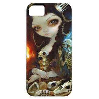 """""""Princesa caso del iPhone 5 de los huesos"""" iPhone 5 Case-Mate Carcasas"""