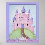 Princesa Castle Impresiones