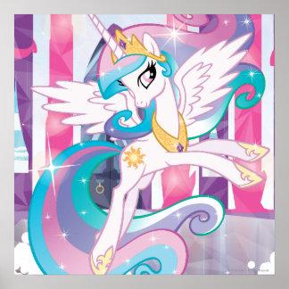 Princesa Celestia Posters