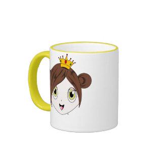 Princesa Cherry™ Mug de la bailarina Taza De Café