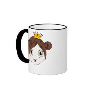 Princesa Cherry™ Mug Tazas De Café