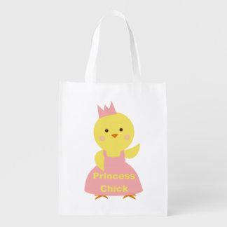 Princesa Chick Bolsas Para La Compra