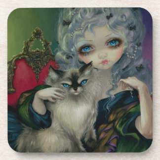 Princesa con el práctico de costa de un gato de R Posavaso