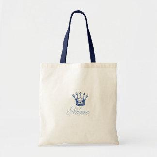 Princesa Crown del guión o príncipe Crown Bolsa De Mano