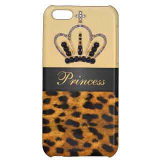 Princesa Crown Leopard Fur Photo