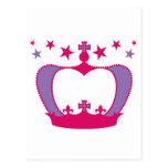 Princesa Crown Postal