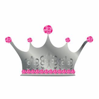 Princesa Crown Sculpture Fotoescultura Vertical