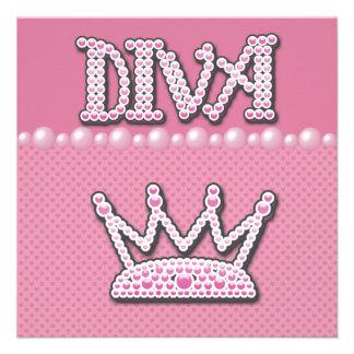 Princesa Crown zapatos y perlas de la diva de la Anuncio Personalizado