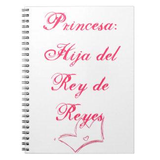 Princesa Cuadernos