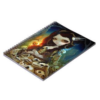 """""""Princesa cuaderno de los huesos"""""""