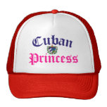 Princesa cubana 2 gorro