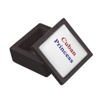 Princesa cubana caja de joyas de calidad