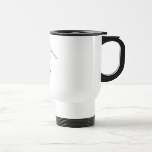 Princesa culinaria Travel Mug Tazas