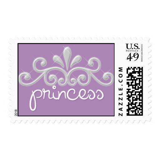 Princesa Custom Stamps Sello