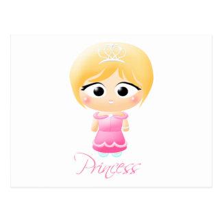 Princesa Cutie Patootie Postal