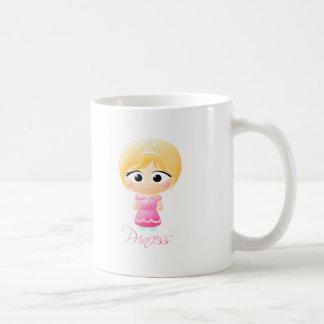 Princesa Cutie Patootie Taza De Café