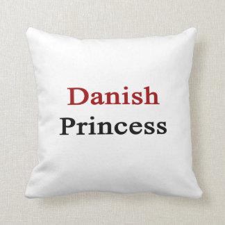 Princesa danesa cojin